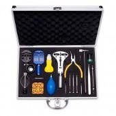 Набір годинникаря, інструменти для ремонту годинників, 40шт в кейсі
