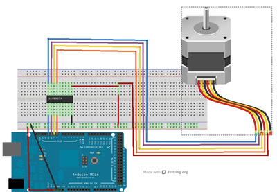 Arduino 30A motor shield VNH2SP30 arduino-shopeu